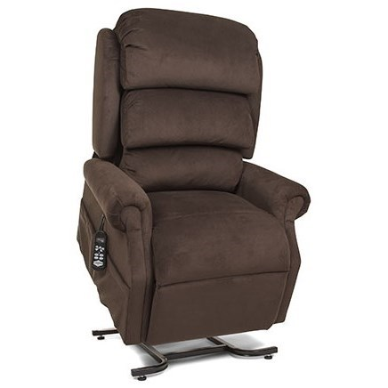 StellarComfort Medium Lift Recliner by UltraComfort at Dean Bosler's