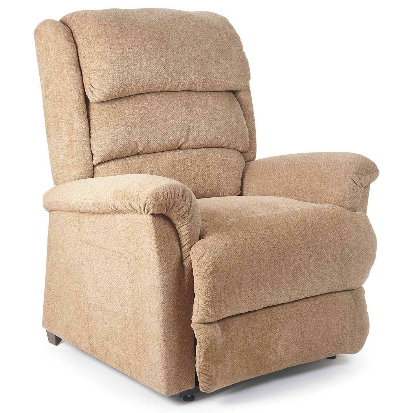 StellarComfort Polaris Large Power Lift Chair Recliner by UltraComfort at Darvin Furniture