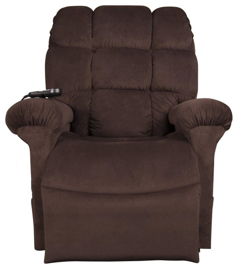 Jerome Jerome Power Lift Recliner by UltraComfort at Morris Home