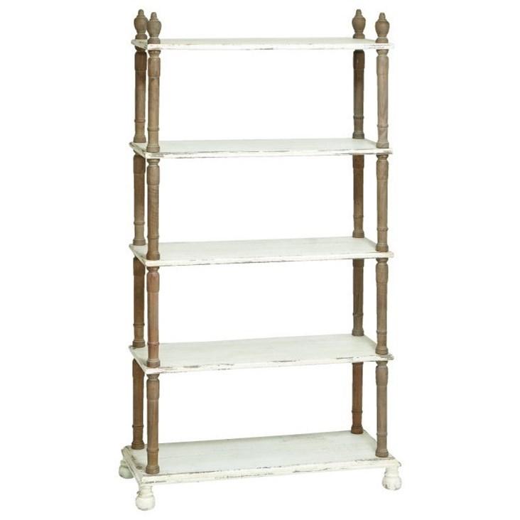 Accent Furniture Wood Shelf by UMA Enterprises, Inc. at Wilcox Furniture