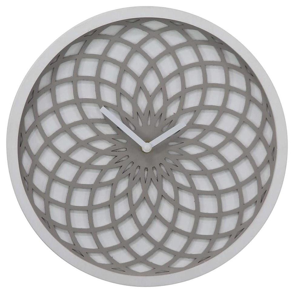"""Clocks 12"""" Wall Clock at Rotmans"""