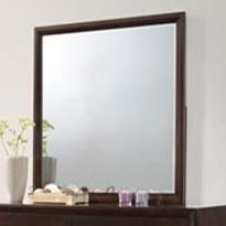 1017 Mirror with Wood Frame by Lane at Esprit Decor Home Furnishings