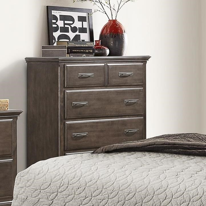 1026 Chest by United Furniture Industries at Del Sol Furniture