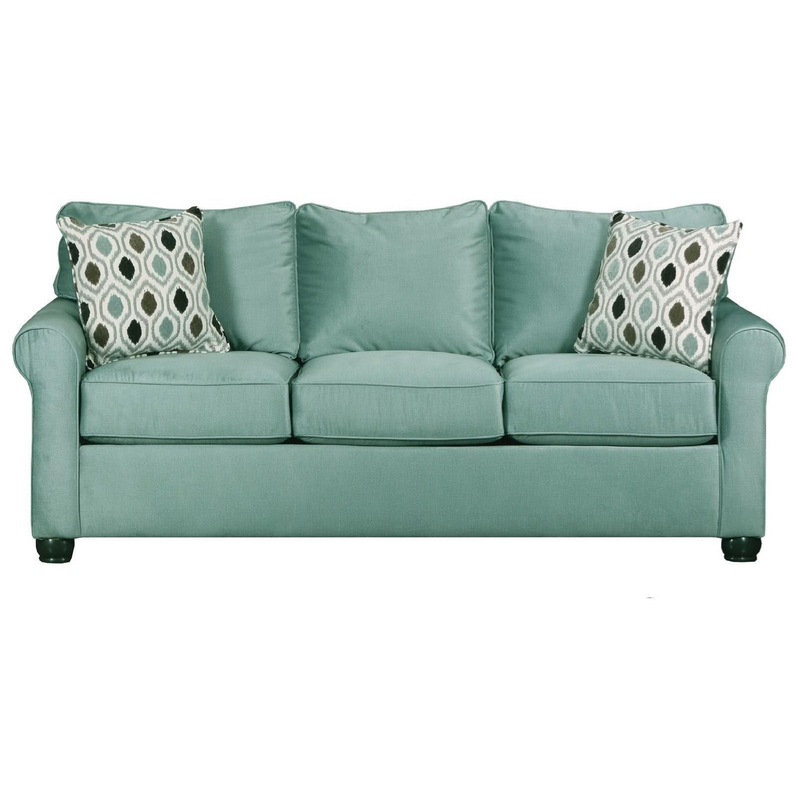 """1530 84"""" Sofa by Lane at Powell's Furniture and Mattress"""