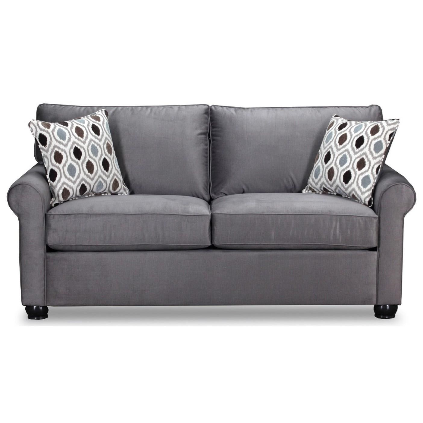 """1530 77"""" Apartment Sofa by Lane at Story & Lee Furniture"""