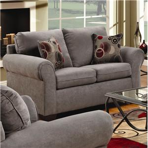 United Furniture Industries 1640 Loveseat
