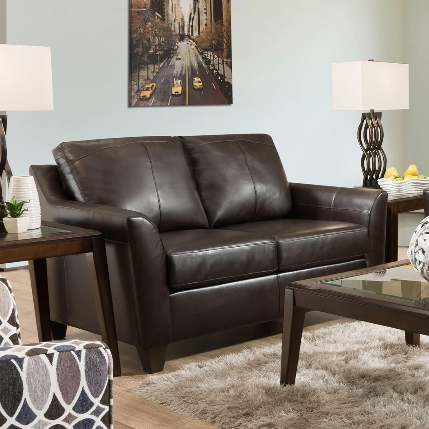 2029 Loveseat by Lane at Esprit Decor Home Furnishings