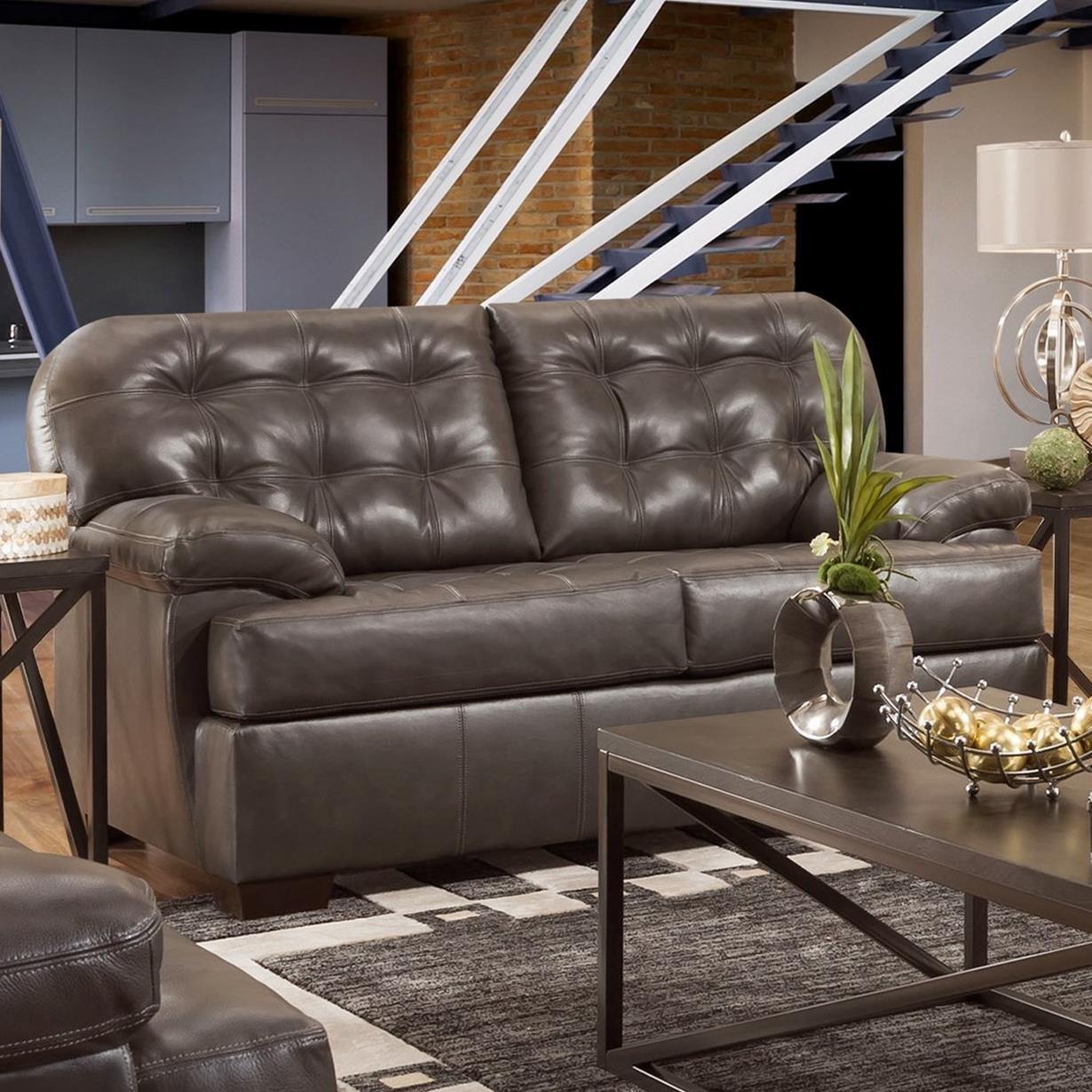 2037 Loveseat by United Furniture Industries at Bullard Furniture
