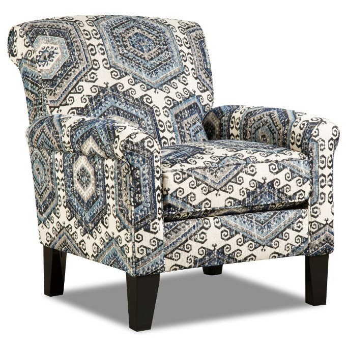 2160 Accent Chair by United Furniture Industries at Bullard Furniture
