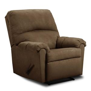 Pub Back Style Recliner