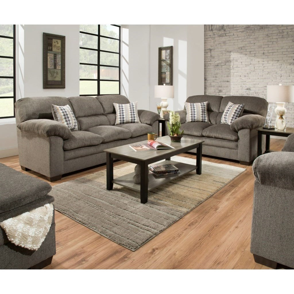 3683 Living Room Group by Lane at Powell's Furniture and Mattress