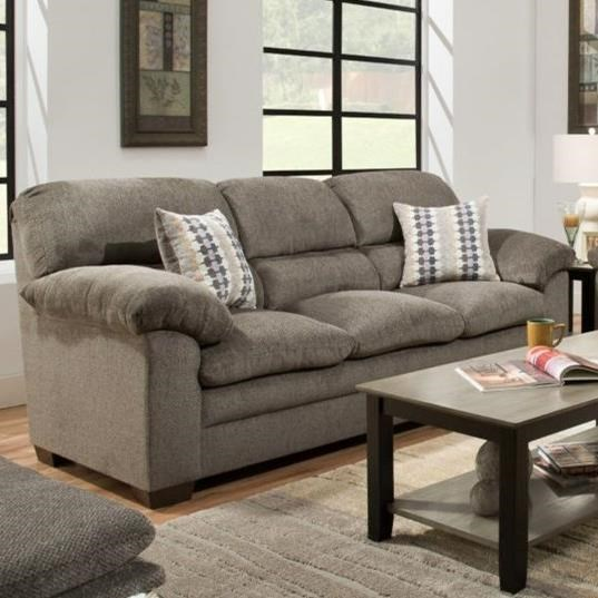 3683 Sofa by Lane at Powell's Furniture and Mattress