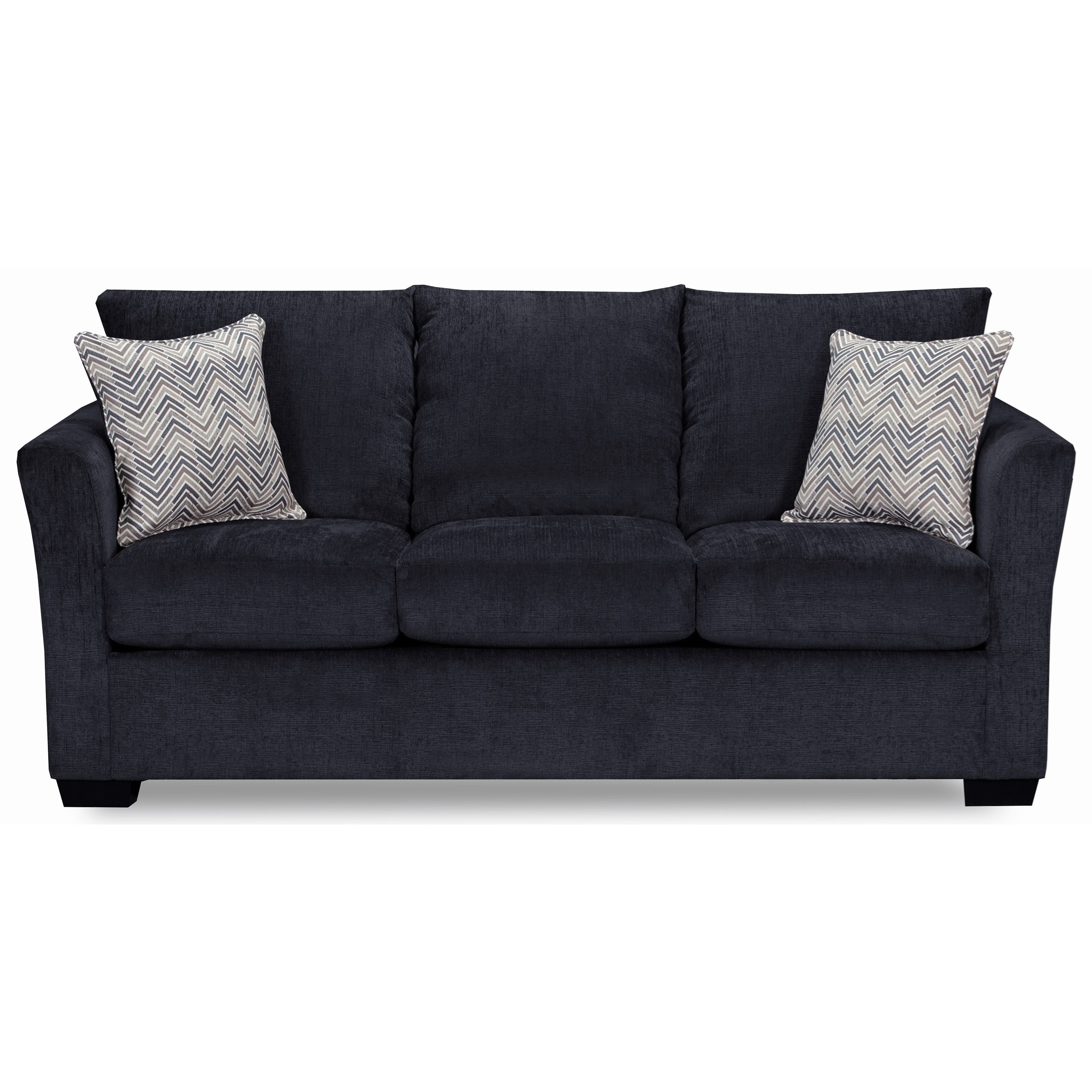 4206 Transitional Queen Sleeper Sofa by Lane at Powell's Furniture and Mattress