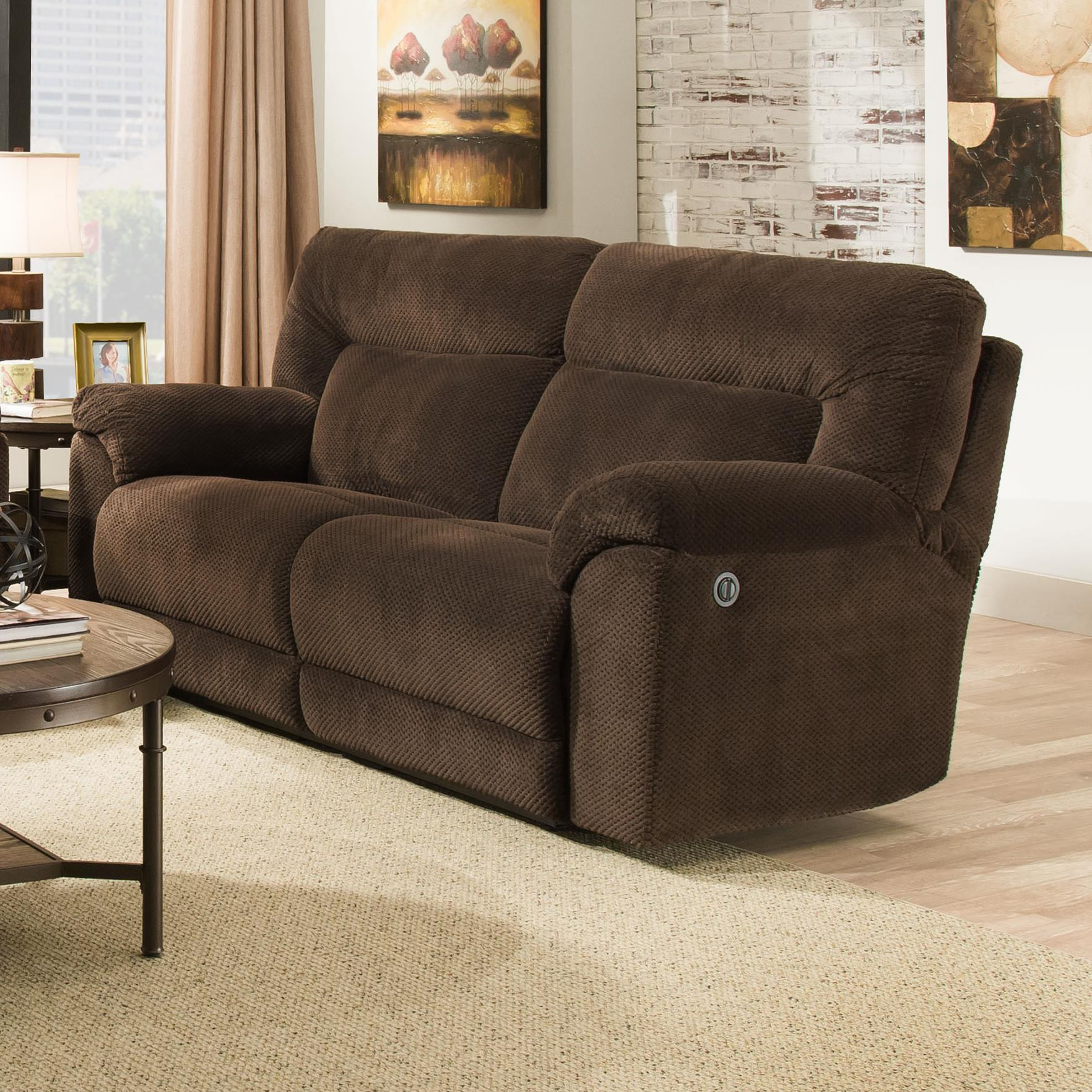 50570 Power Double Motion Sofa by United Furniture Industries at Dream Home Interiors
