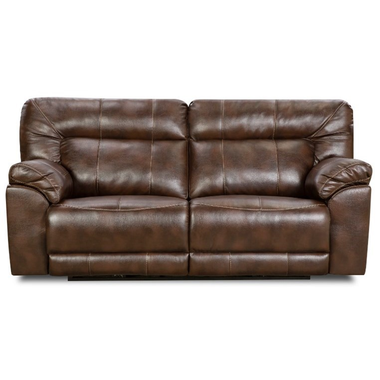 50571BR Power Double Motion Sofa by United Furniture Industries at Dream Home Interiors