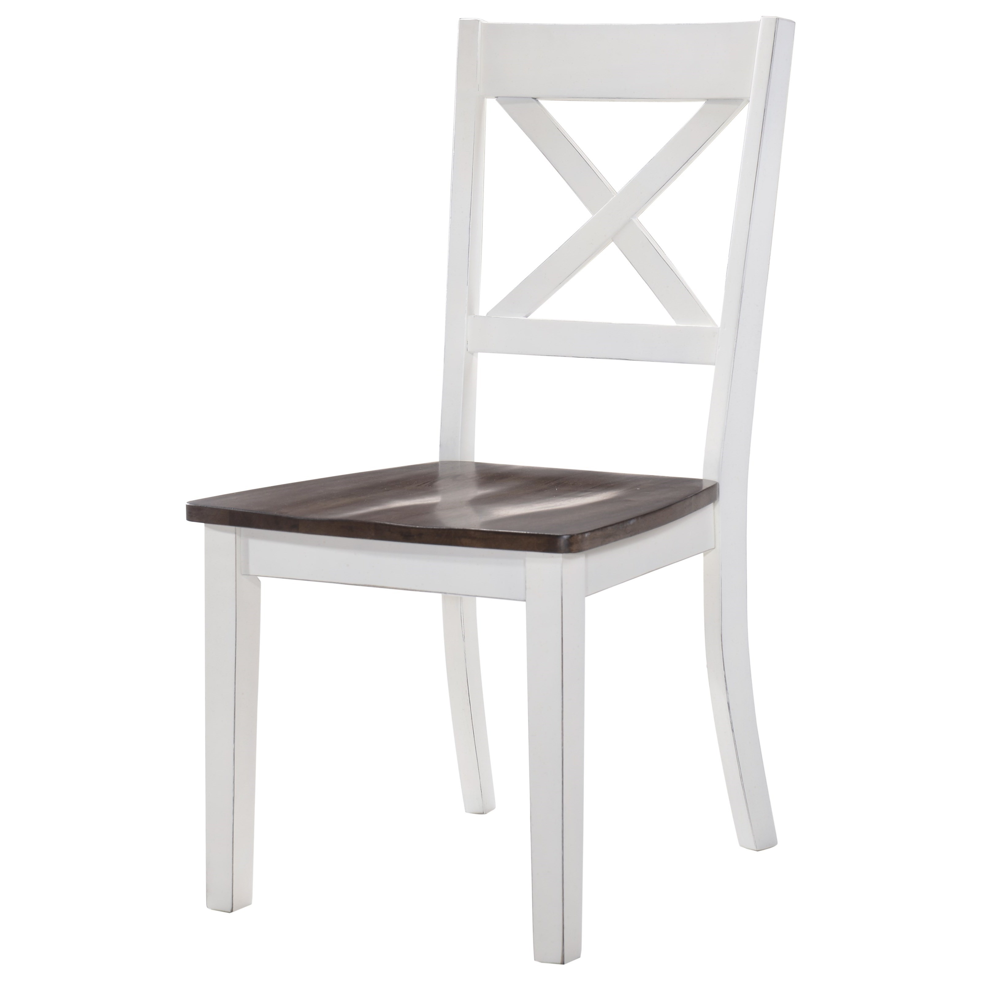 5057 Side Chair by Lane at Powell's Furniture and Mattress