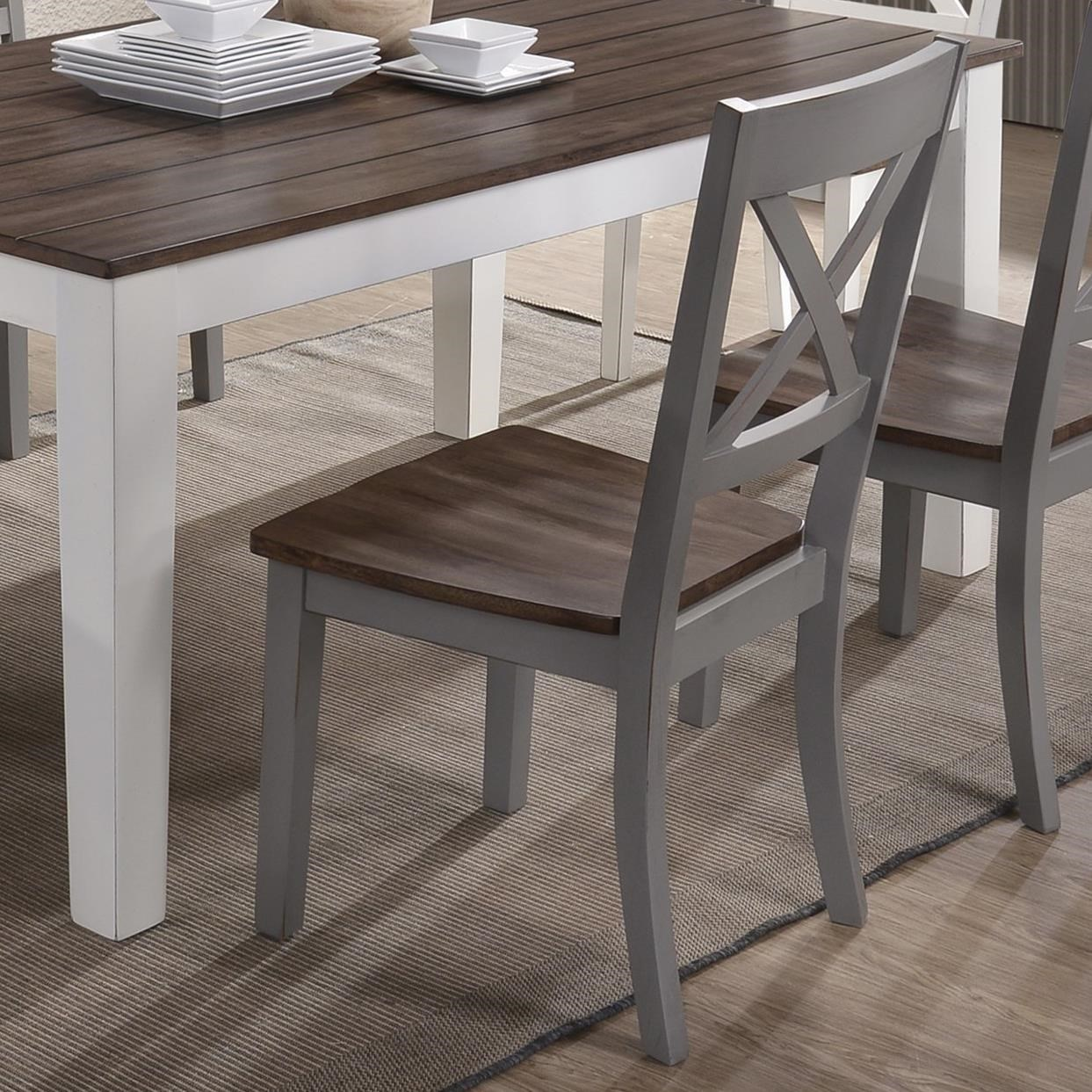 5059 Side Chair by Lane at Powell's Furniture and Mattress