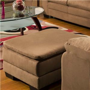 United Furniture Industries 5068 Ottoman