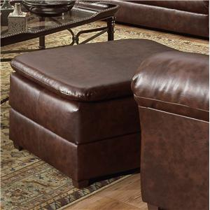 United Furniture Industries 6152 Ottoman