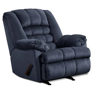 United Furniture Industries 622 Casual Rocker Recliner
