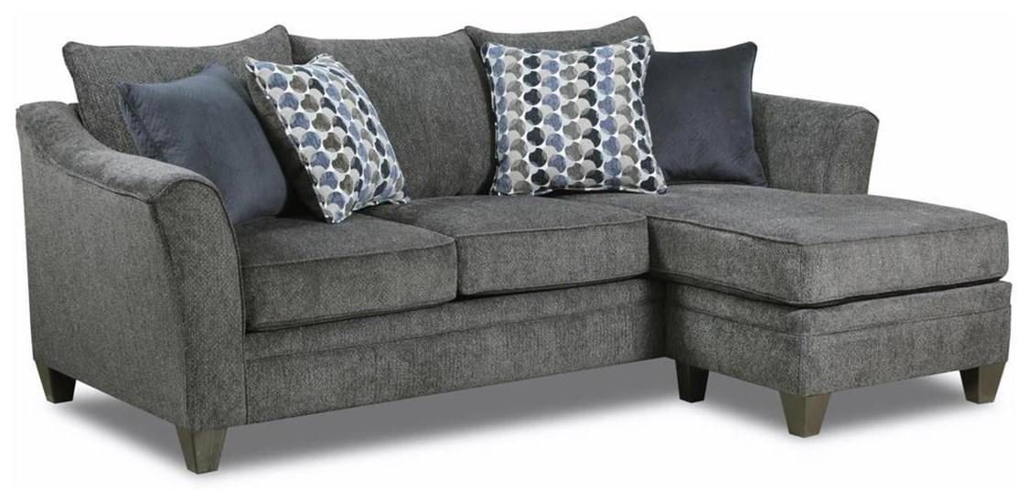 Lorelai Transitional Sofa Chaise at Rotmans