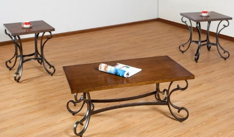7311 Occasional Table Group by United Furniture Industries at Bullard Furniture