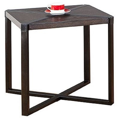7312 Square End Table by United Furniture Industries at Bullard Furniture