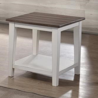 7557 End Table by United Furniture Industries at Dream Home Interiors