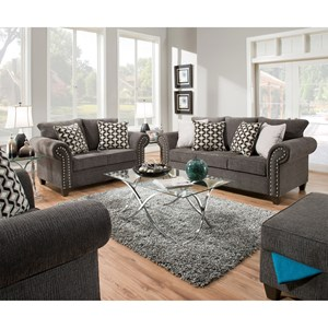 Transitional Living Room Group