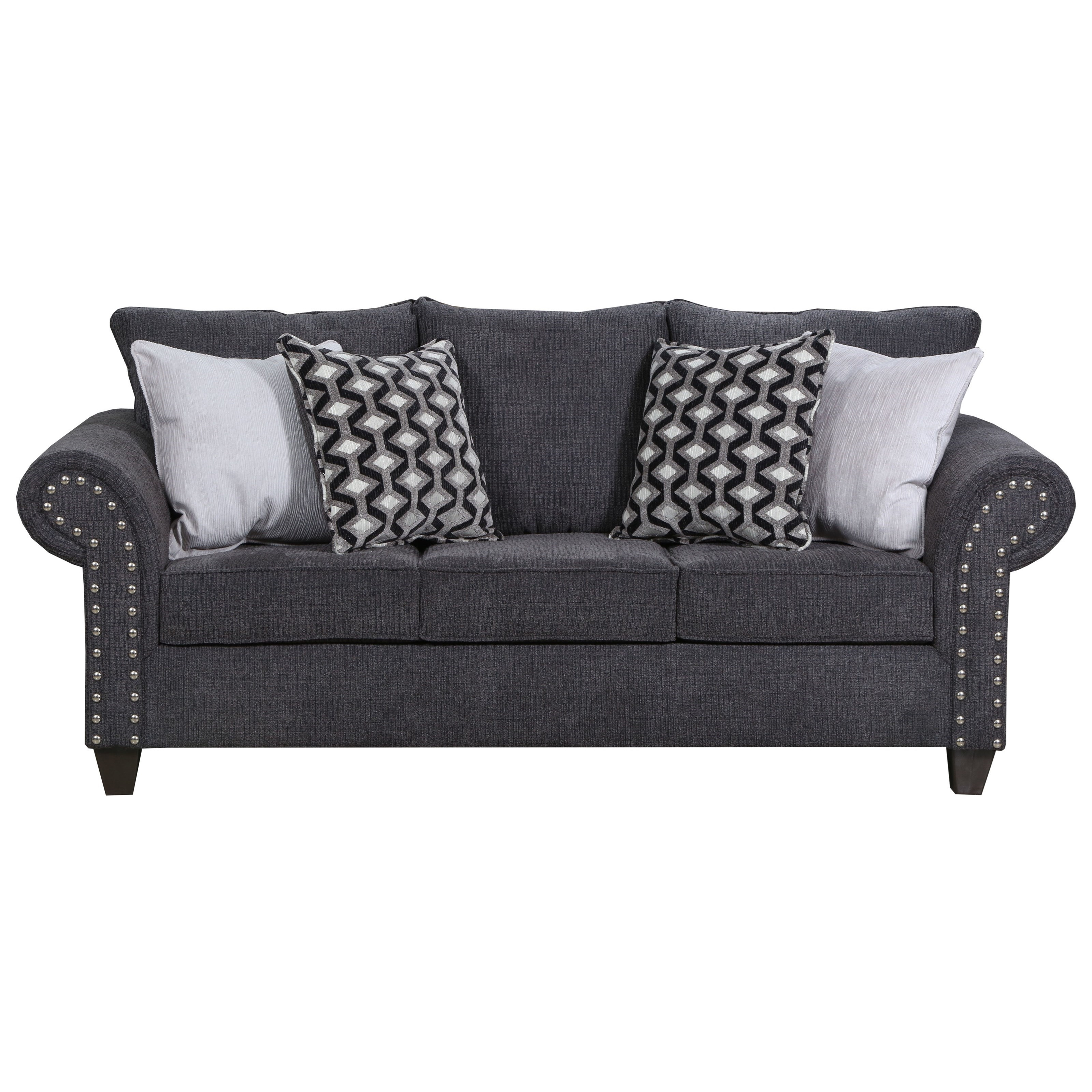 8036 Sofa Sleeper by United Furniture Industries at Dream Home Interiors