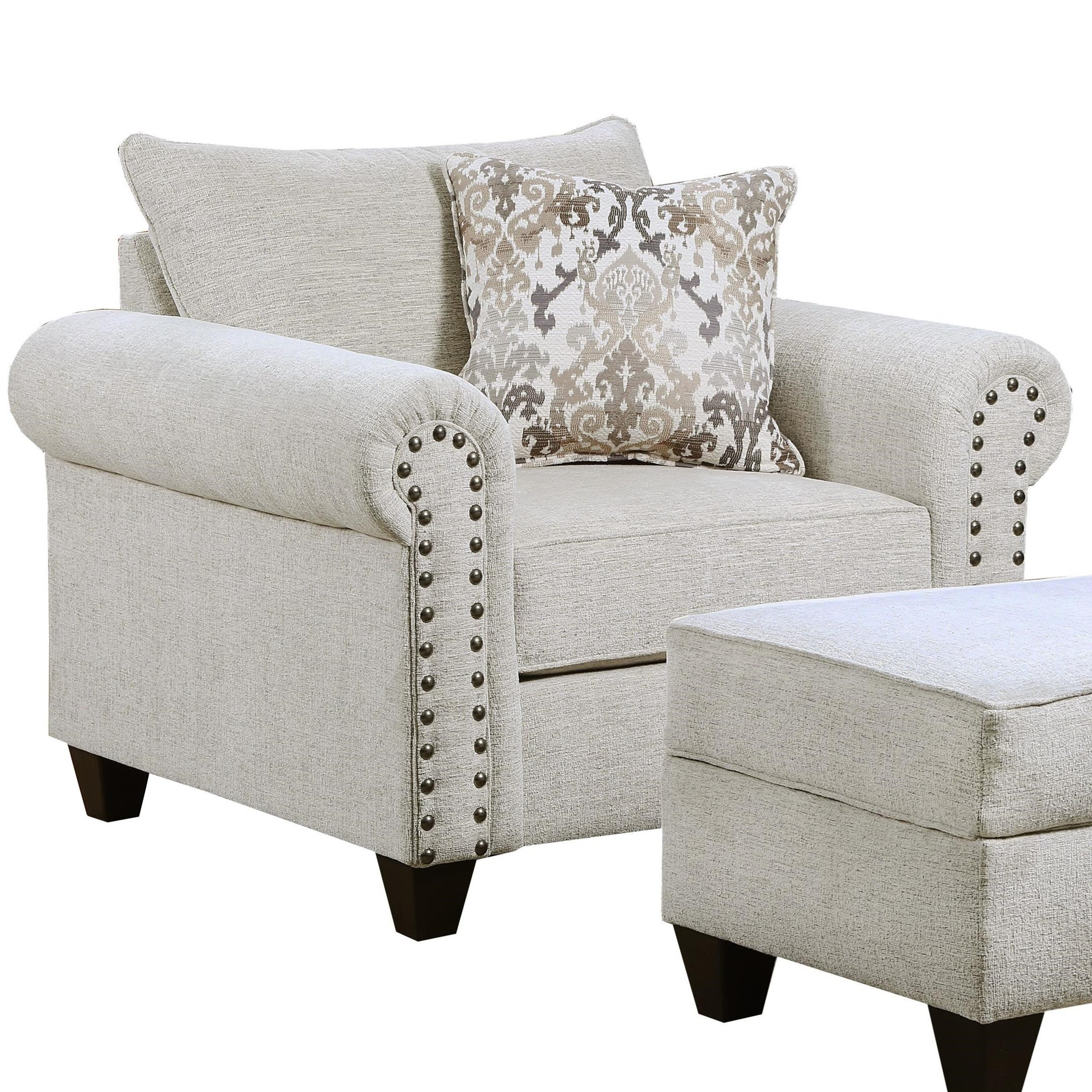 9175BR Chair by United Furniture Industries at Pilgrim Furniture City