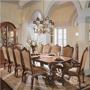 Universal Villa Cortina 7Pc Dining Room