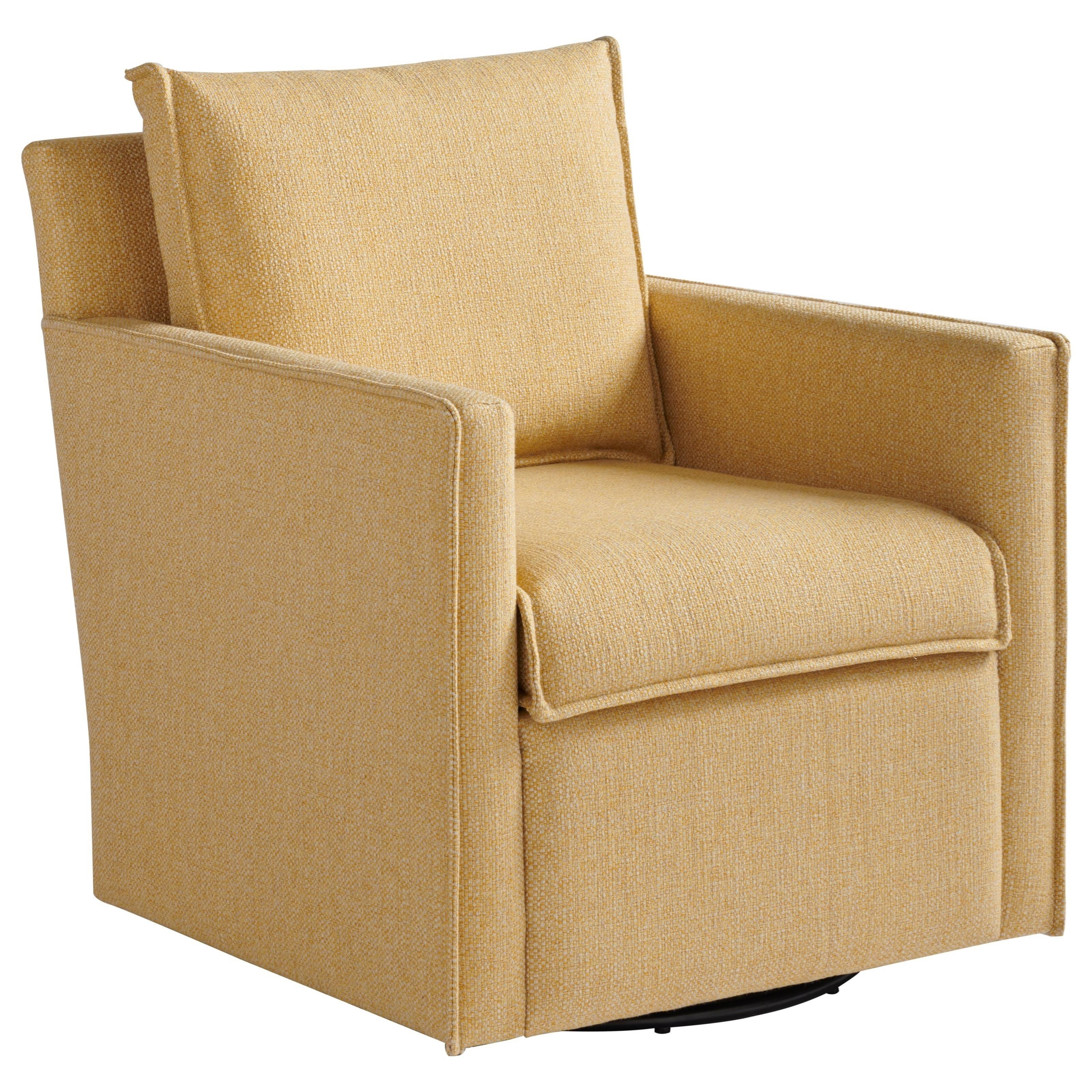Accent Chairs Barley Swivel Chair by Universal at Baer's Furniture