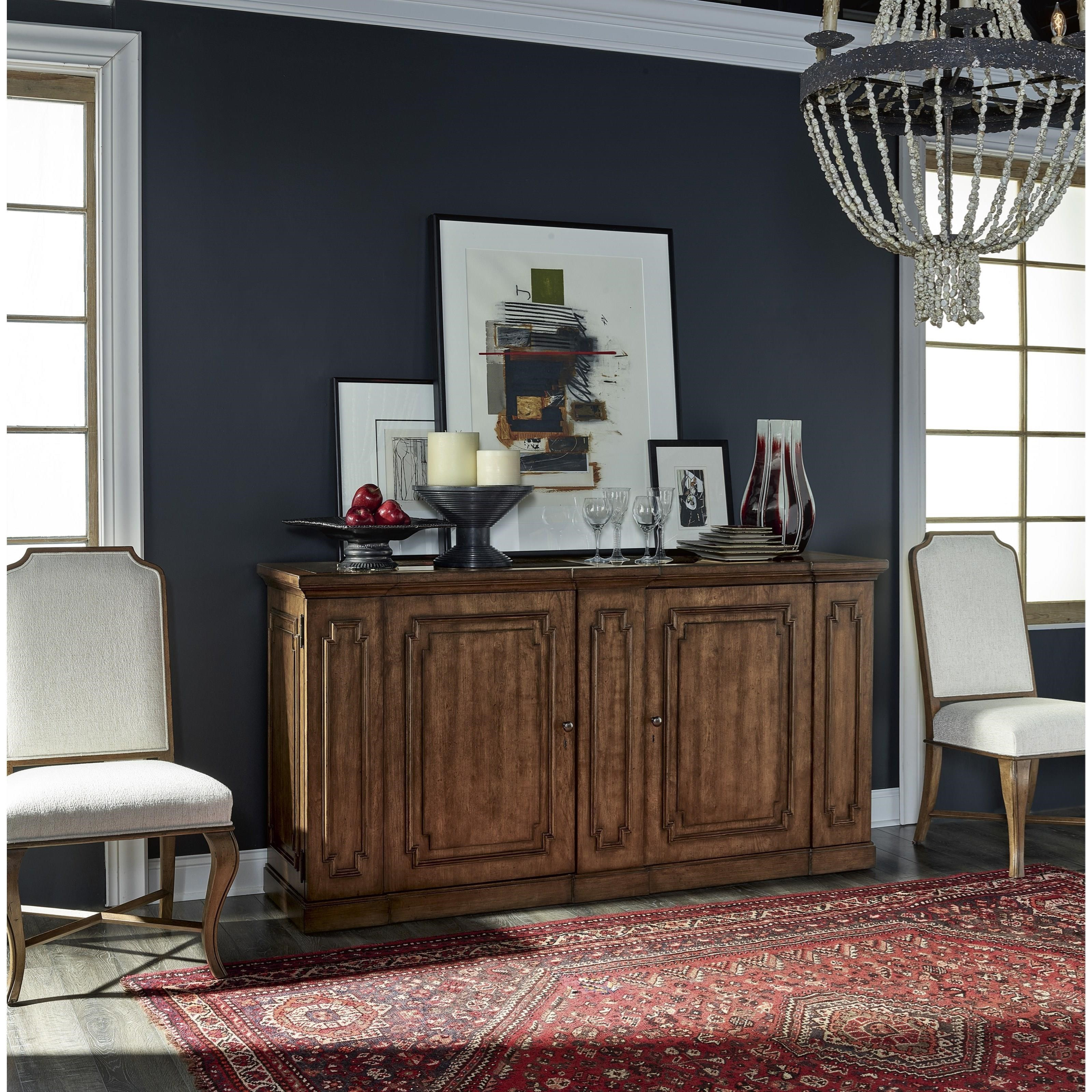 Ardmore Serving and Storage Credenza by Universal at Baer's Furniture