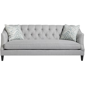 Transitional Sofa with Button Tufting