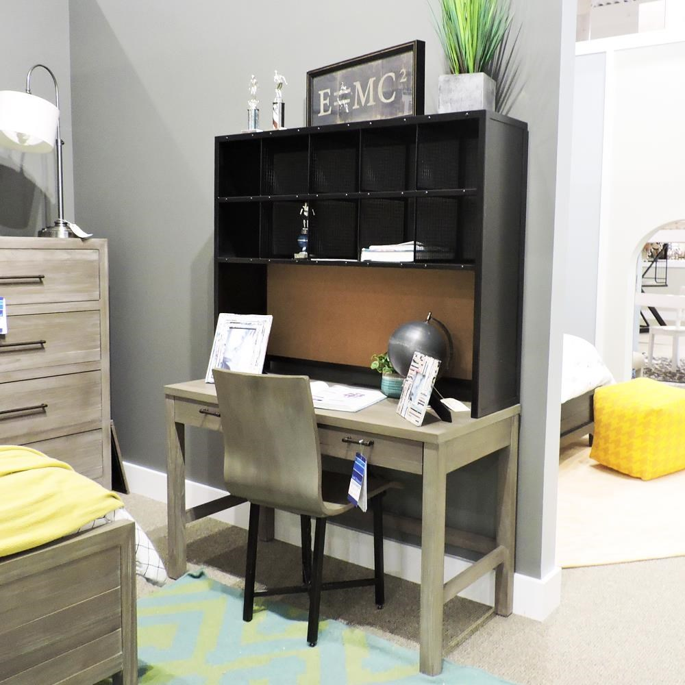 Clearance Kids Desk With Hutch and Desk Chair by Universal at Belfort Furniture