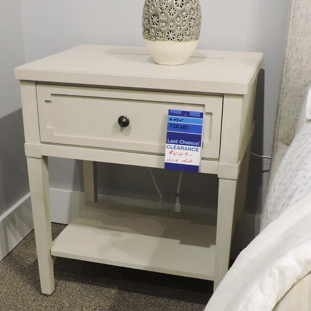 Clearance Night Stand by Universal at Belfort Furniture