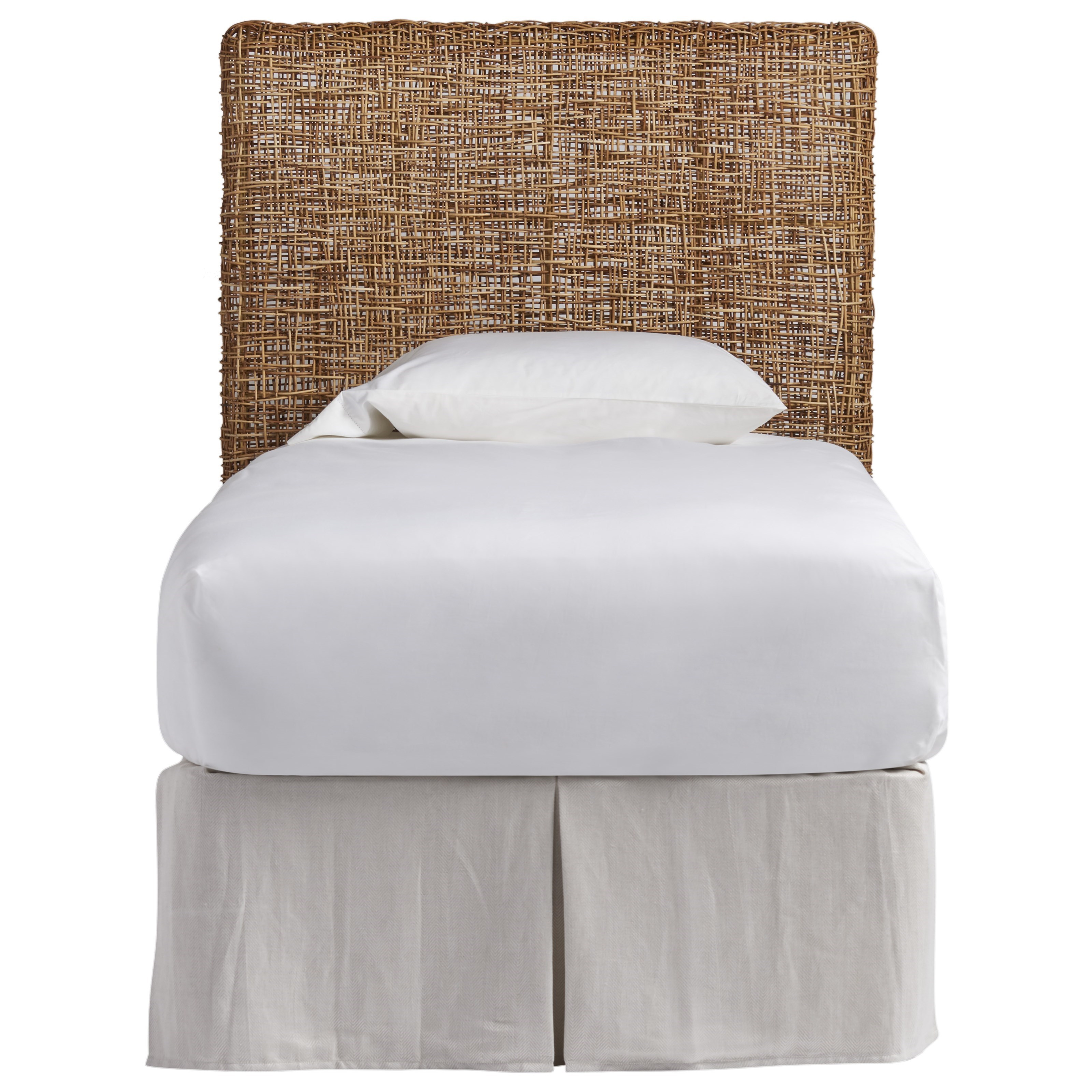 Coastal Living Home - Escape Twin Headboard by Universal at HomeWorld Furniture