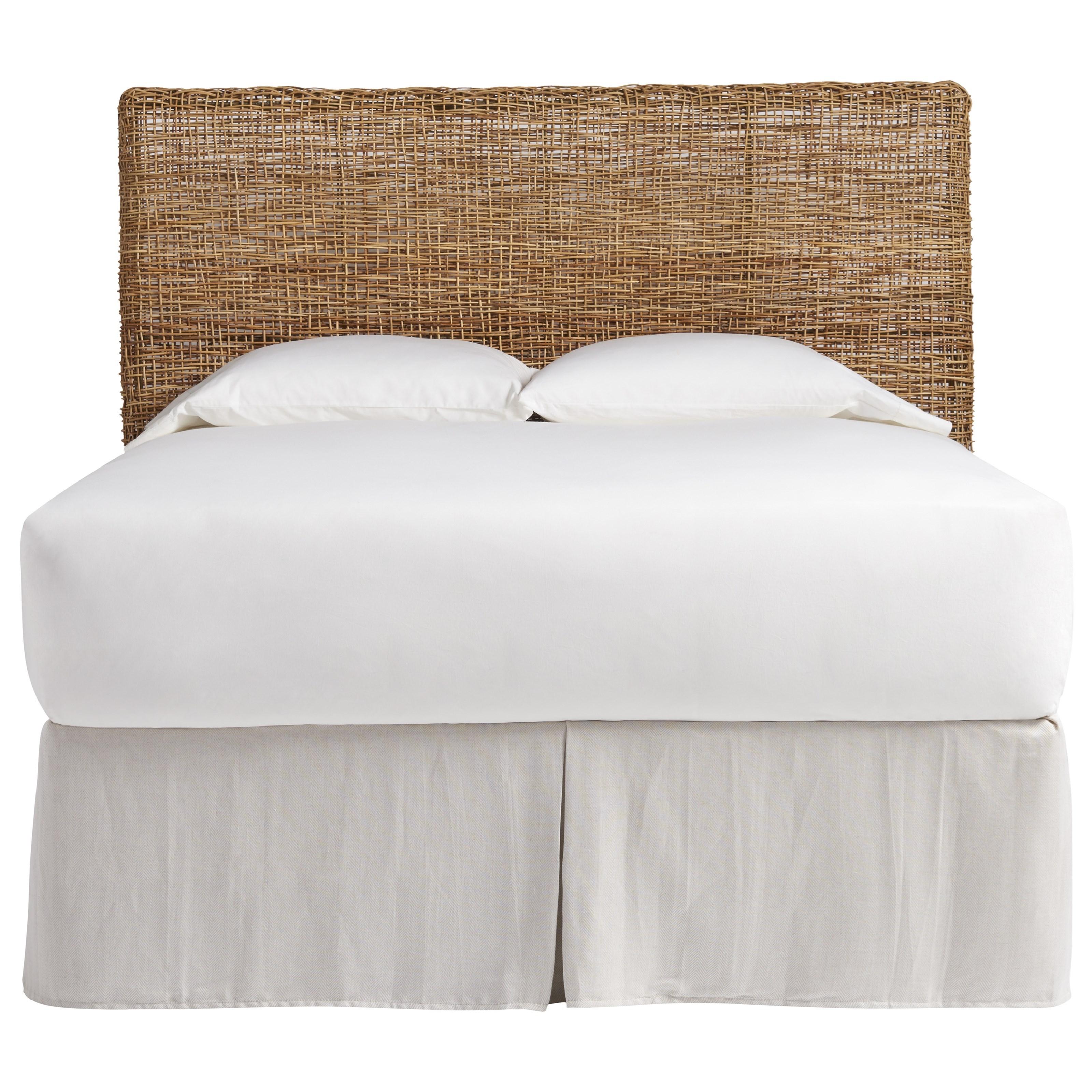 Coastal Living Home - Escape King/California King Headboard by Universal at HomeWorld Furniture