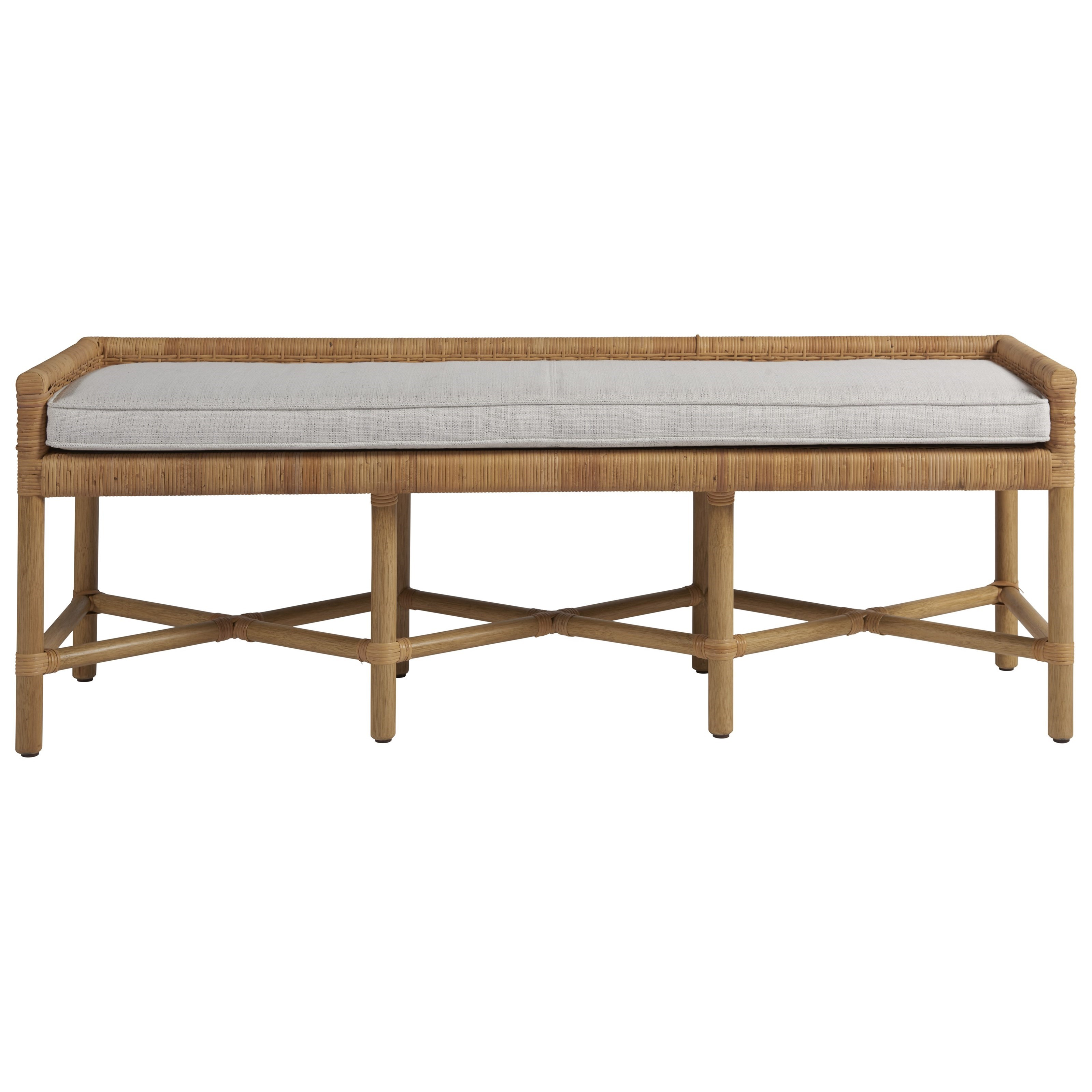 Coastal Living Home - Escape Bench by Universal at Baer's Furniture