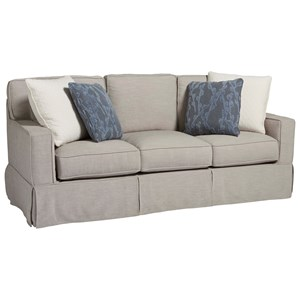 Chatham Casual Sleeper Sofa with Track Arms