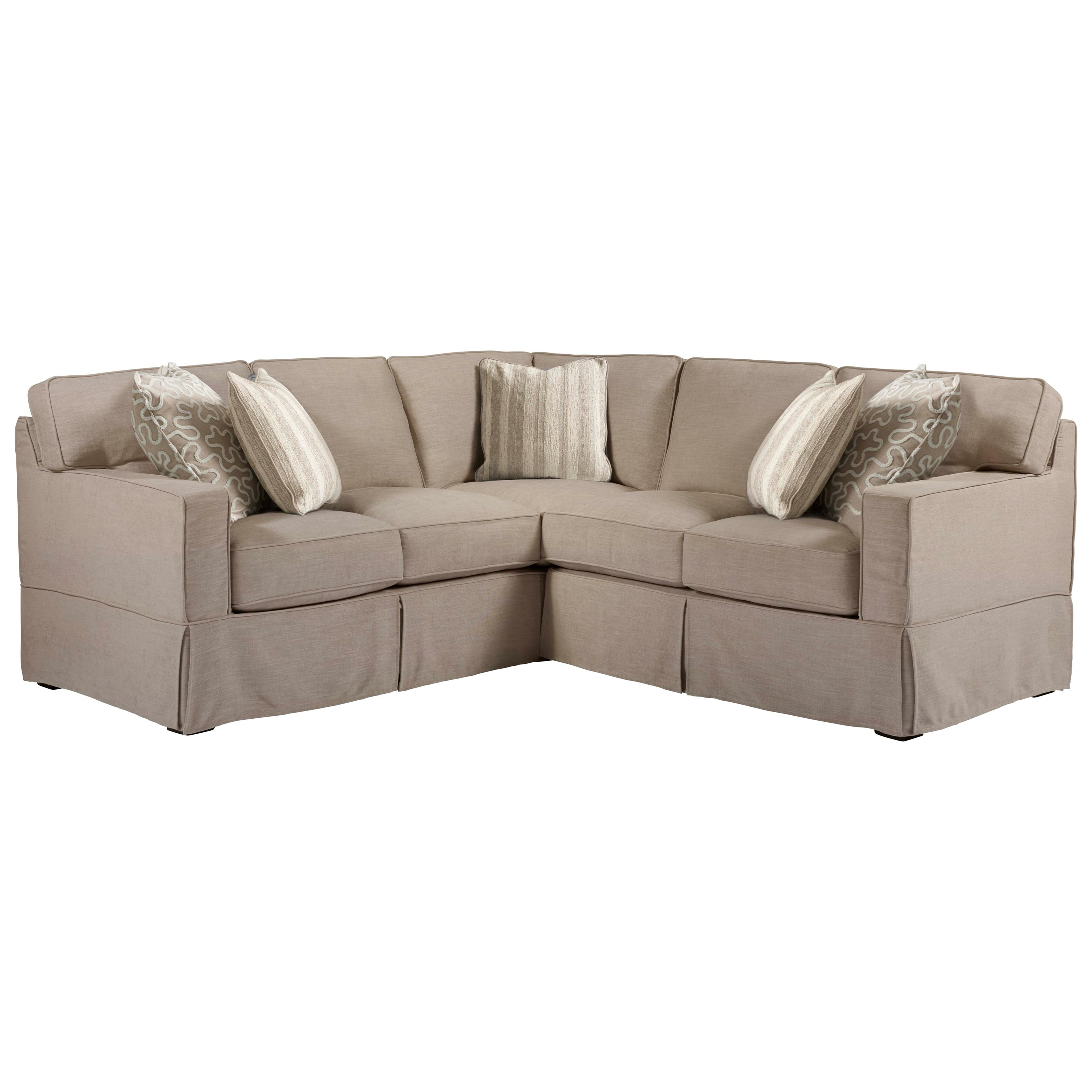 Coastal Living Home - Escape Chatham Left Arm Sectional by Universal at Baer's Furniture