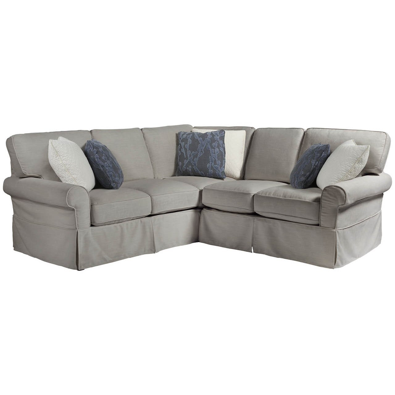 Coastal Living Home - Escape Ventura Left Arm Loveseat Sectional by Universal at Baer's Furniture