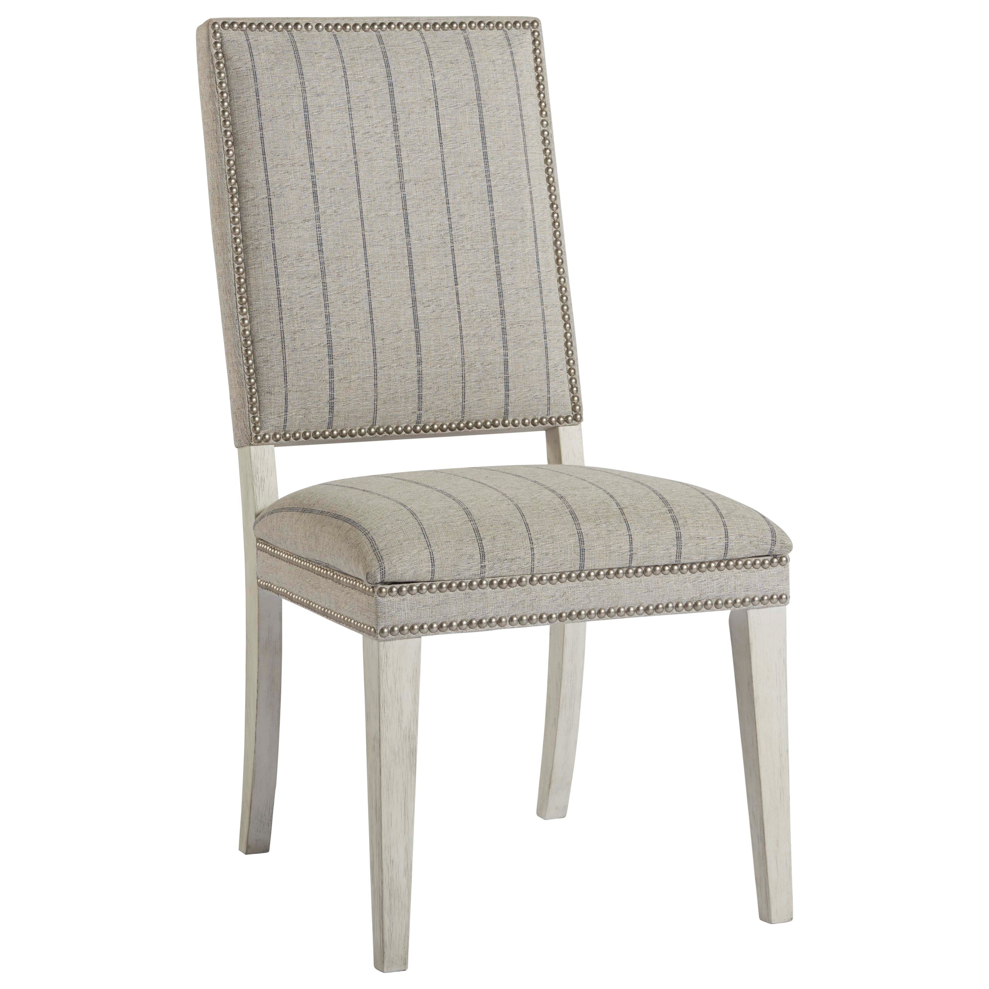 Coastal Living Home - Escape Hamptons Dining Chair by Universal at Baer's Furniture