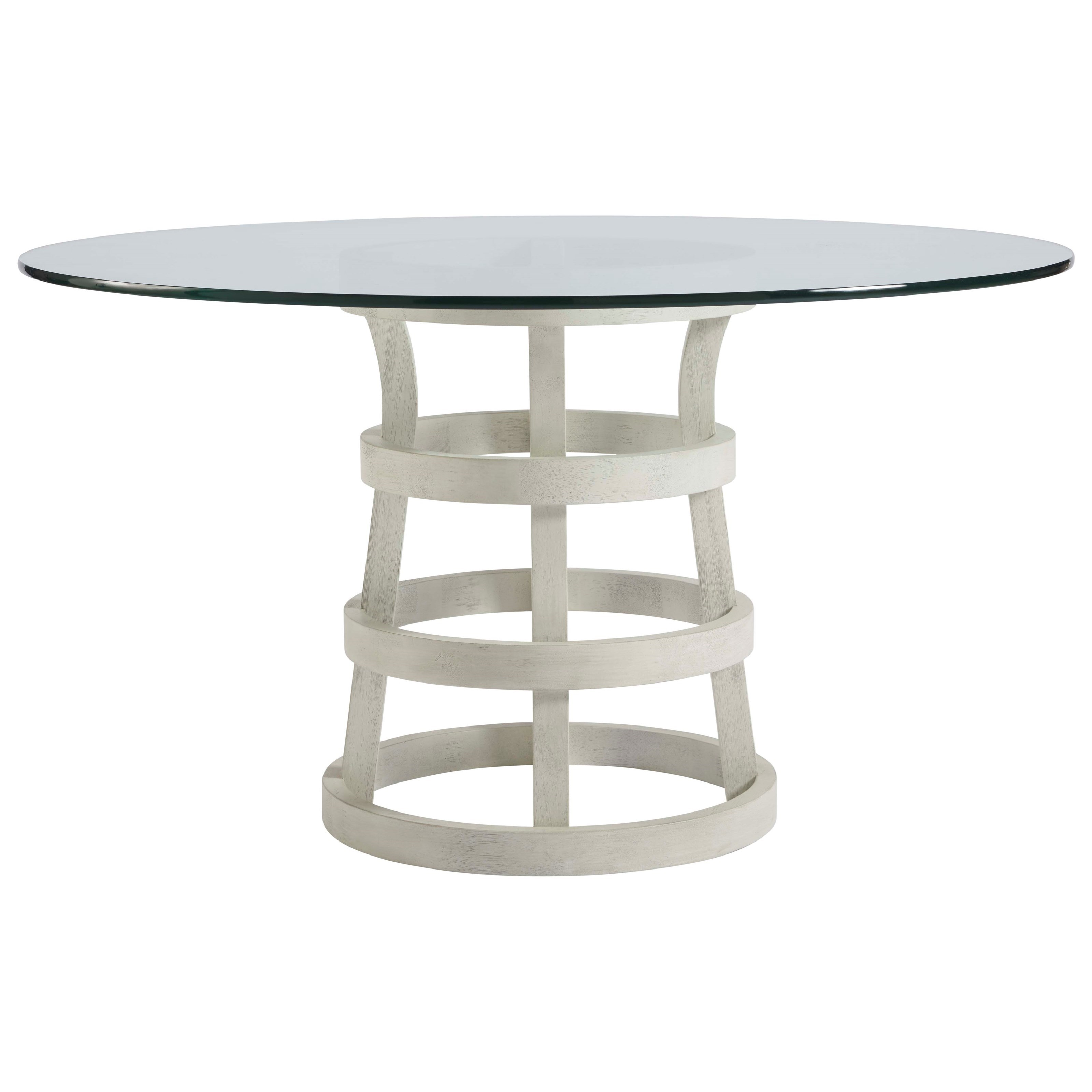 """Coastal Living Home - Escape 54"""" Dining Table by Universal at Baer's Furniture"""