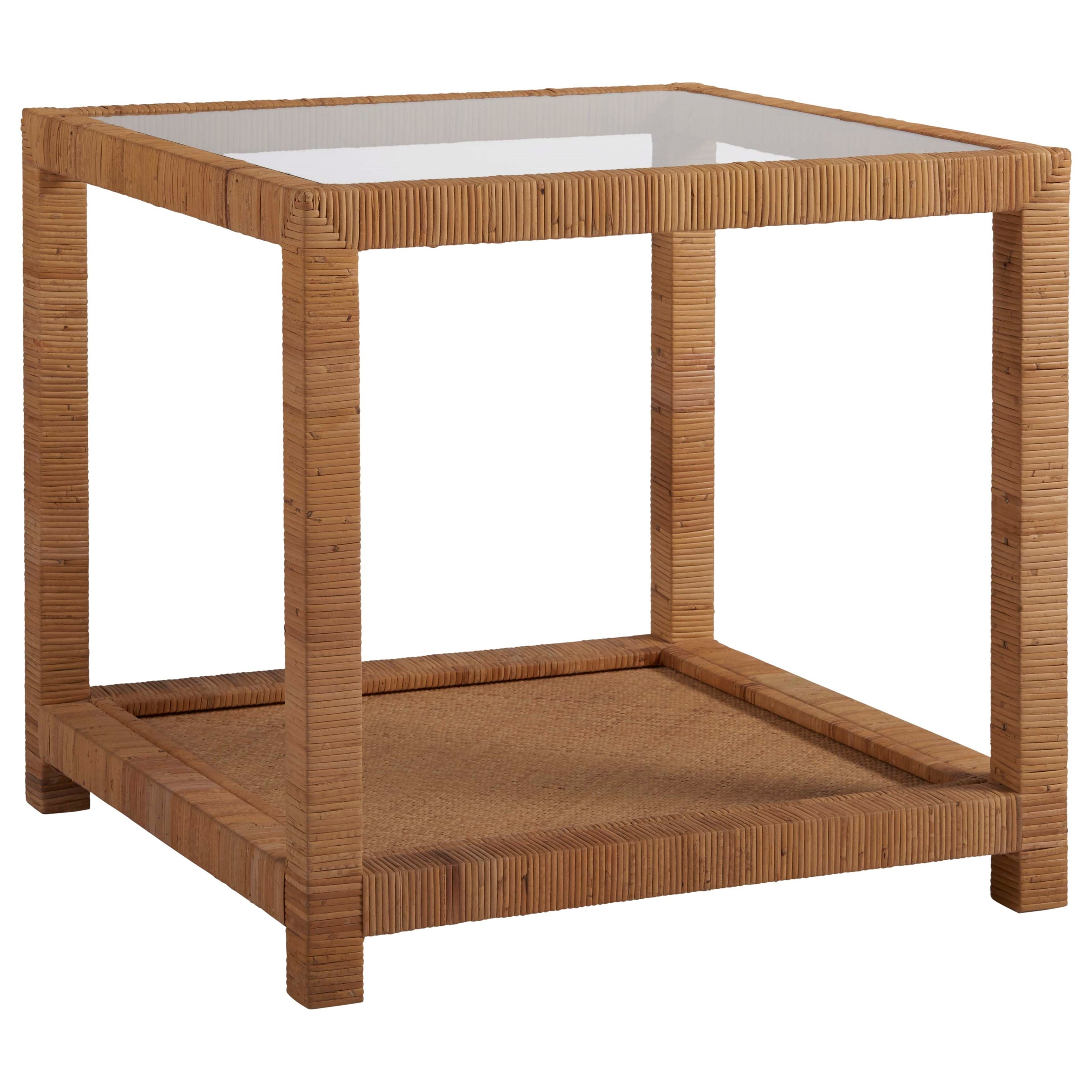 Coastal Living Home - Escape End Table by Universal at HomeWorld Furniture