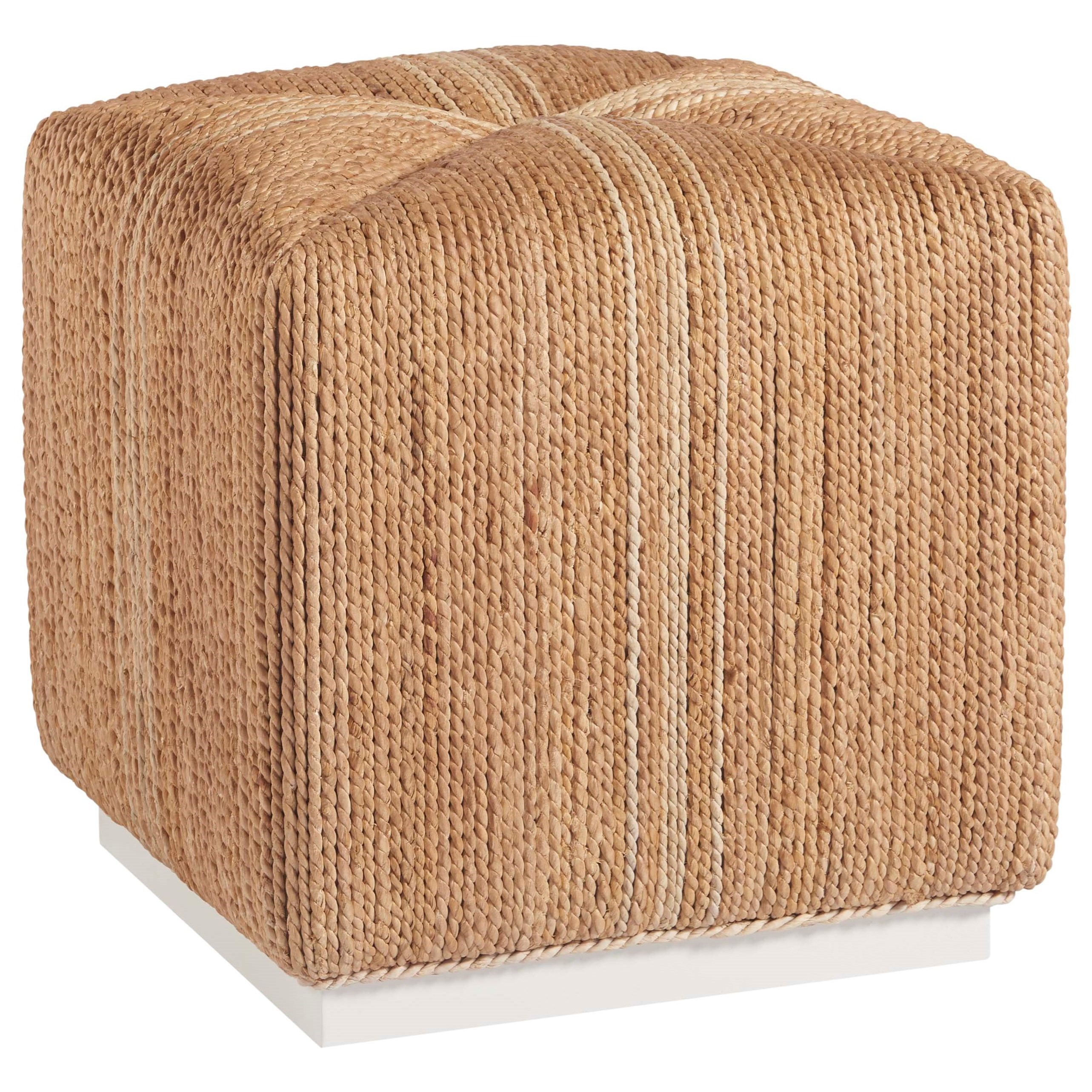 Coastal Living Home - Escape Abaca Cube by Universal at Baer's Furniture