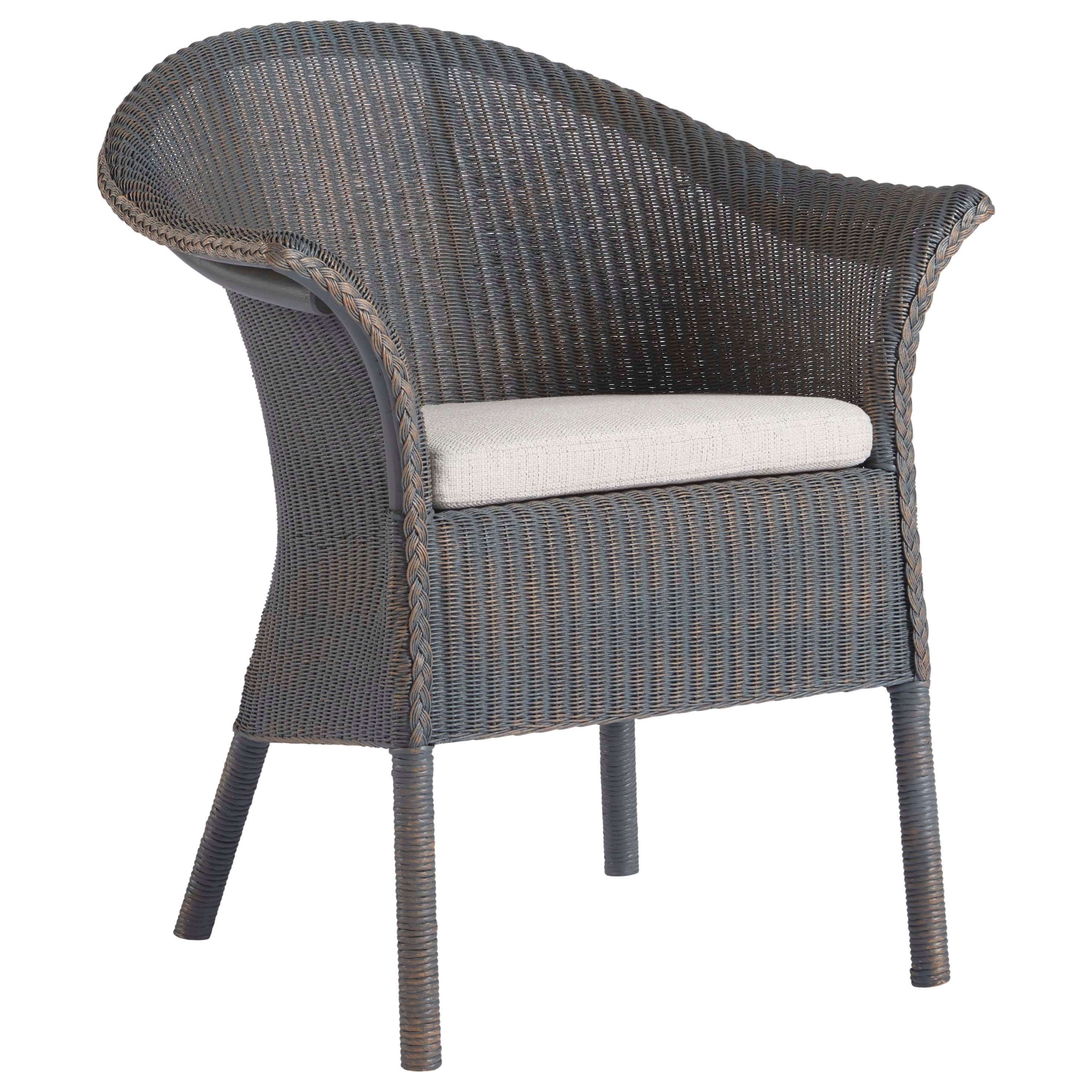 Coastal Living Home - Escape Bar Harbor Dining and Accent Chair by Universal at Zak's Home