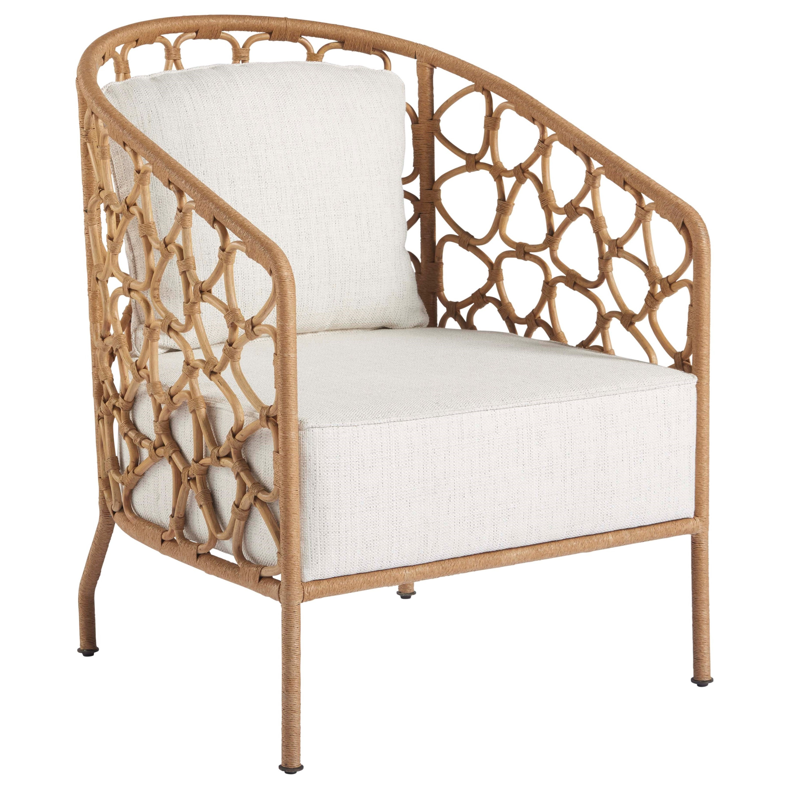 Coastal Living Home - Escape Chair by Universal at HomeWorld Furniture