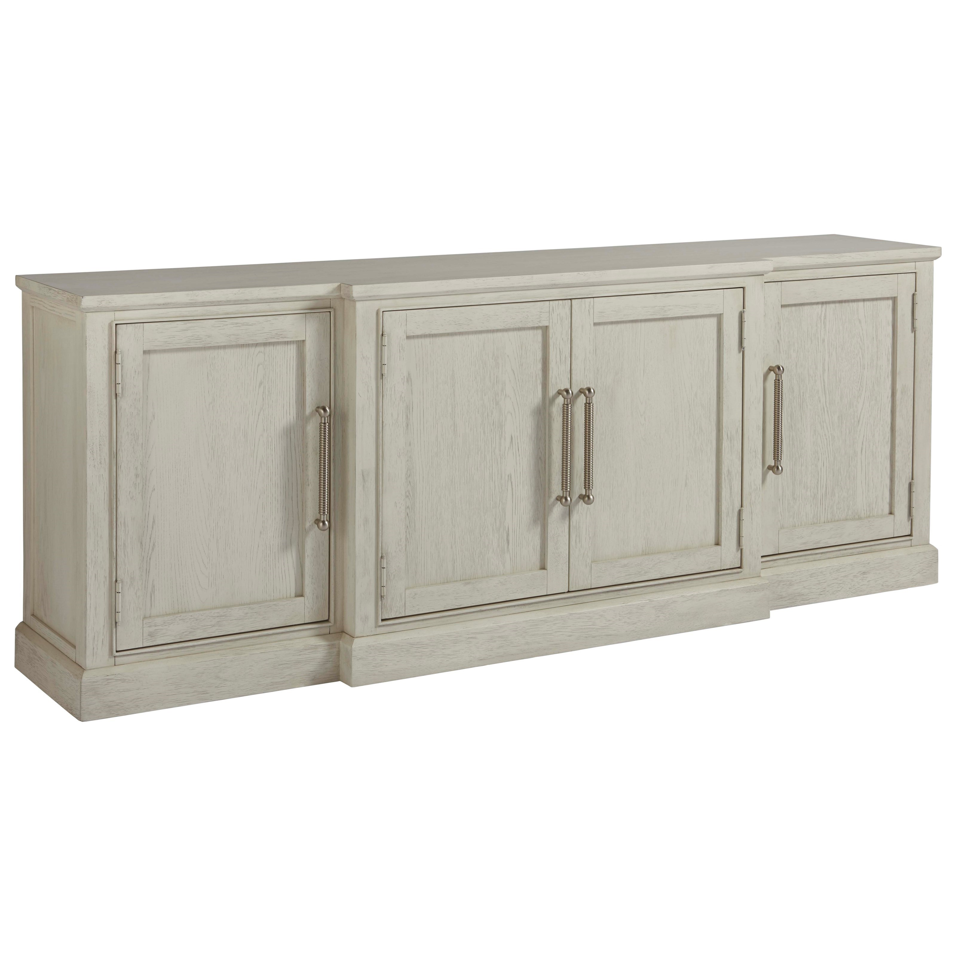 Coastal Living Home - Escape Entertainment Console by Universal at Baer's Furniture